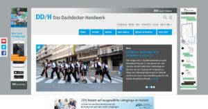 DDH Webseite