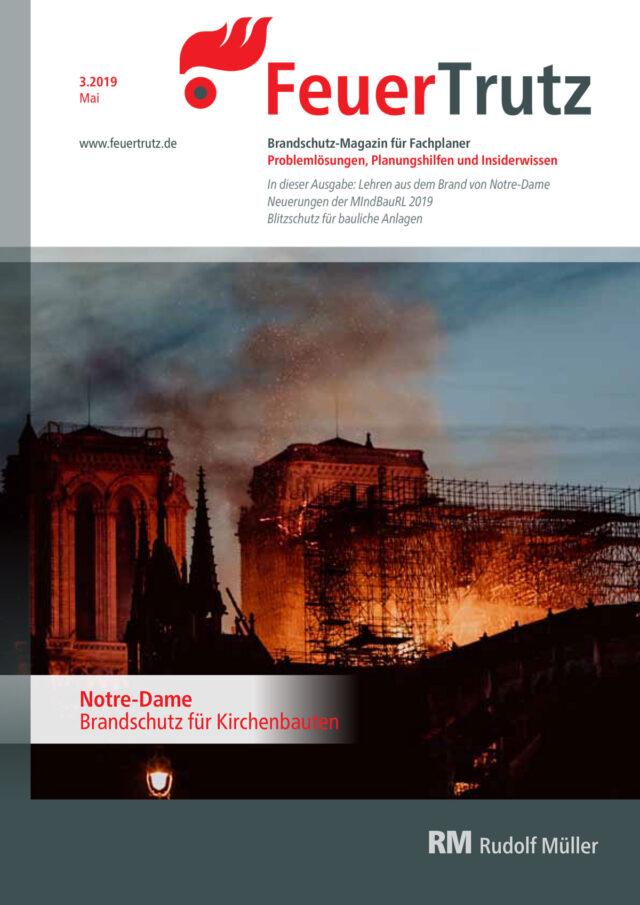 Fachzeitschrift FeuerTrutz
