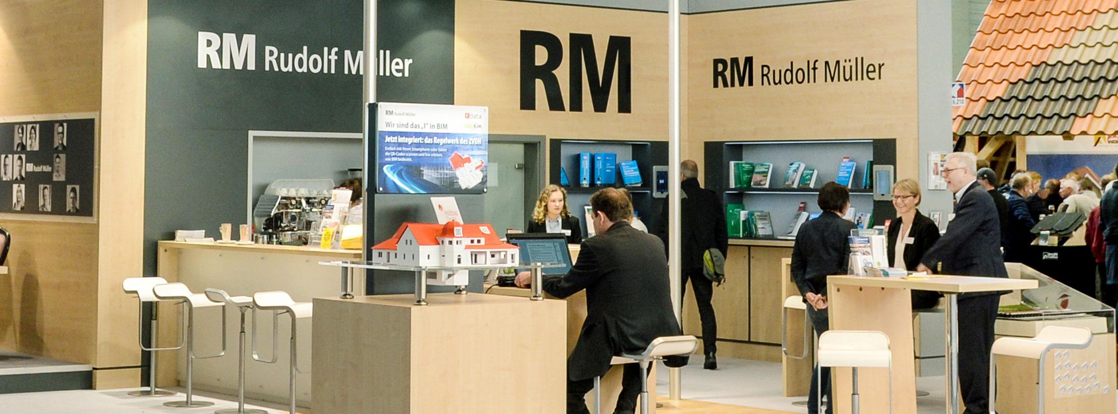Marken der Rudolf Müller Mediengruppe